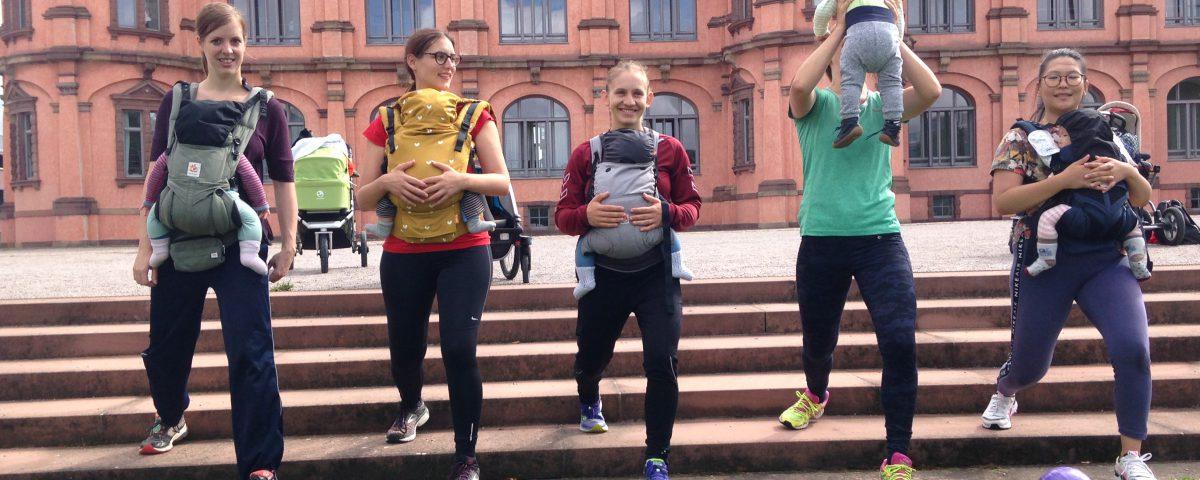 Outdoor Fitness Krabbelgruppe